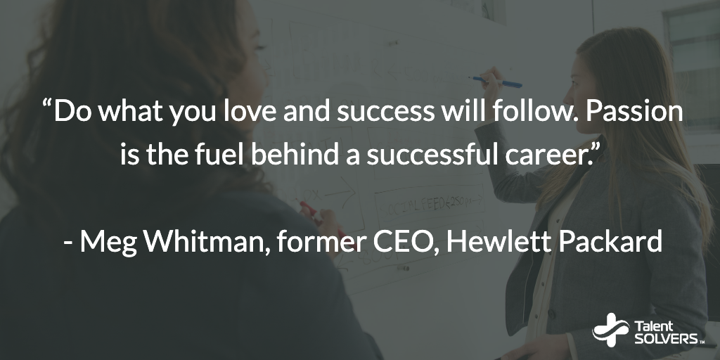 Meg Whitman Career Growth Quotes