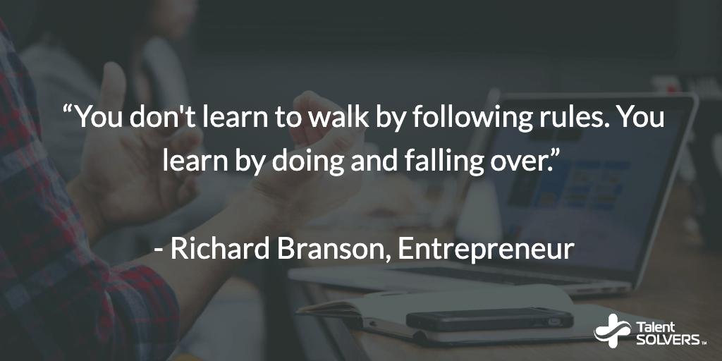 Richard Branson Career Quotes