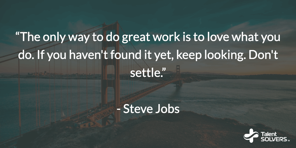 Steve Jobs Career Quotes